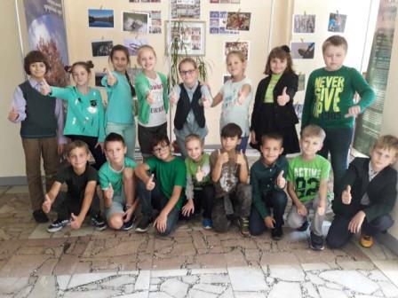 Початкова класи_зеленушки