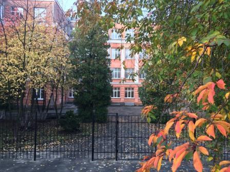 гімназія восени - 91
