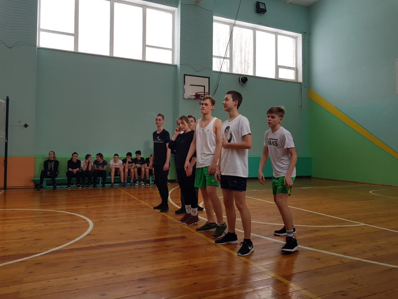 волейбол -9-В
