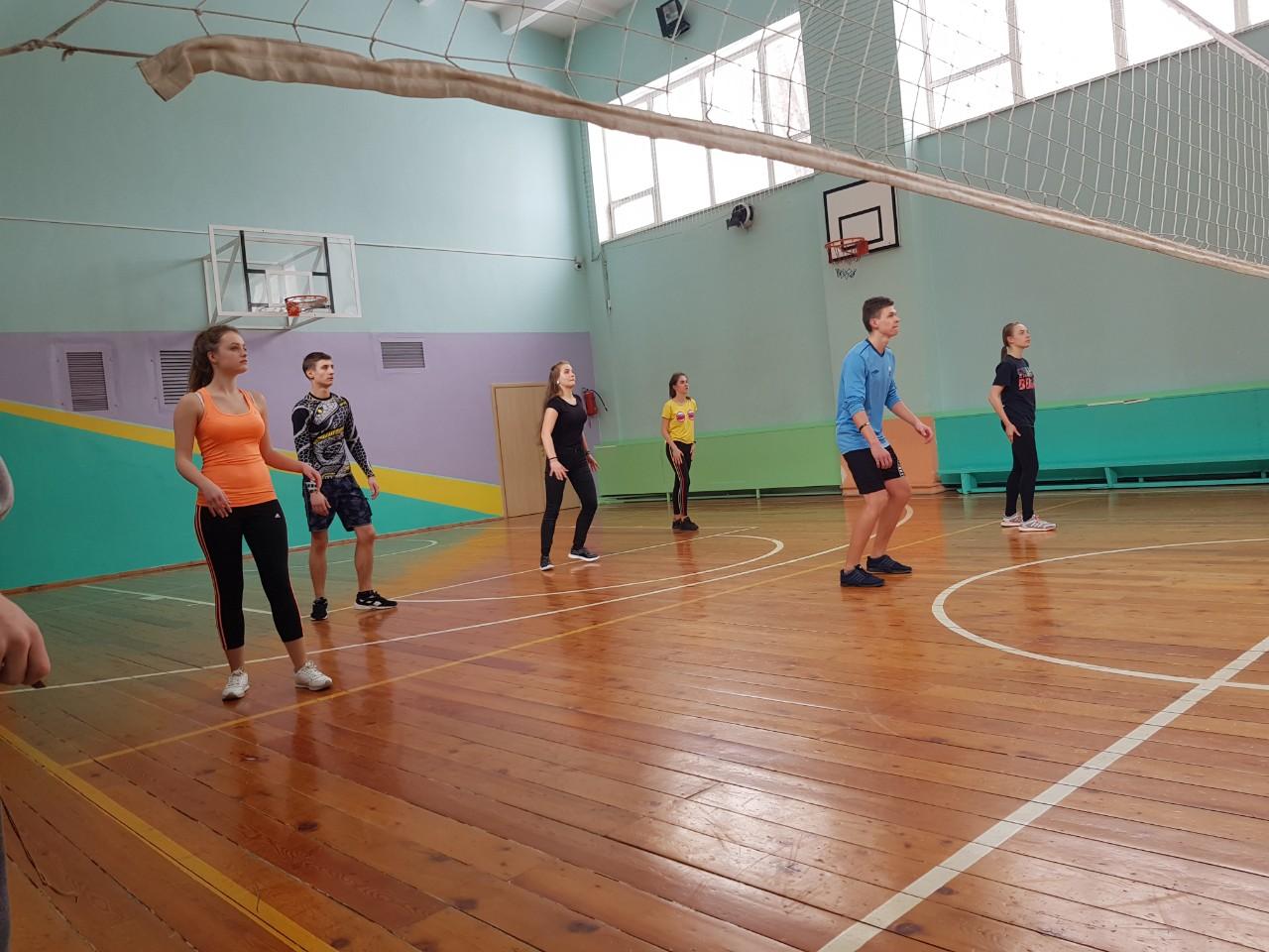 волейбол гімназія
